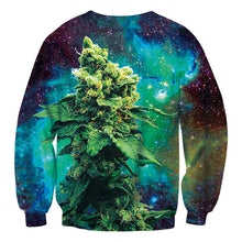 Space Weed Crew Neck - UltraRare