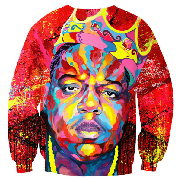 Biggie Is King Crew Neck - UltraRare