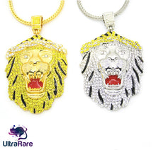 Iced Out Lion Chain - UltraRare