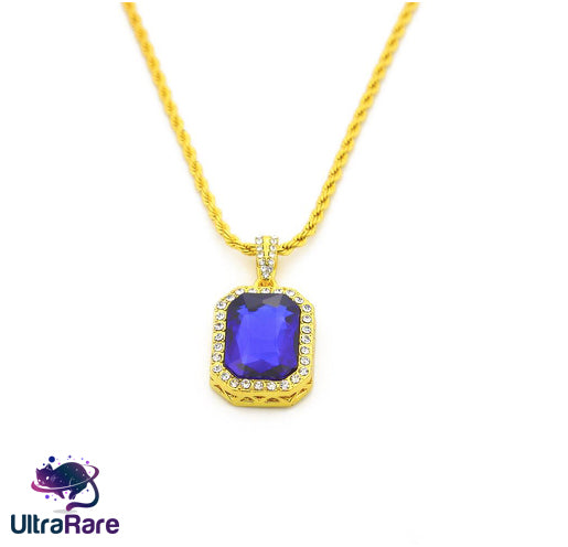 Iced Out Rhinestone Chain - UltraRare