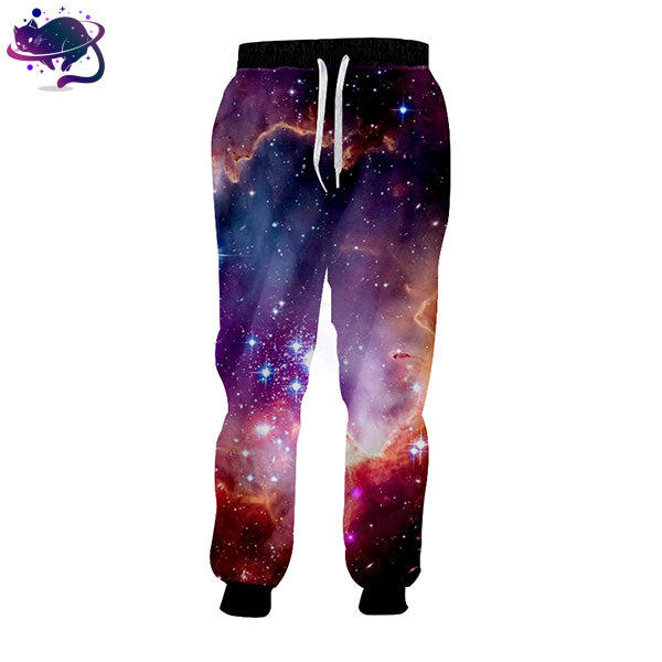 Colorful Galaxy Joggers - UltraRare