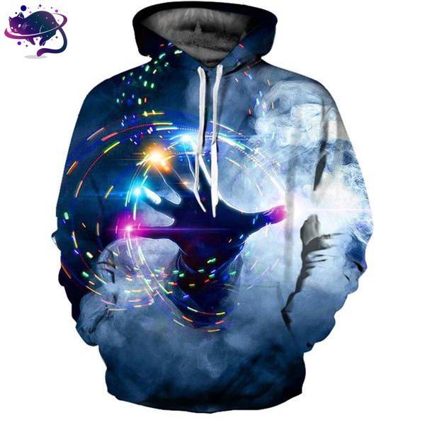 Colorful Hand Hoodie