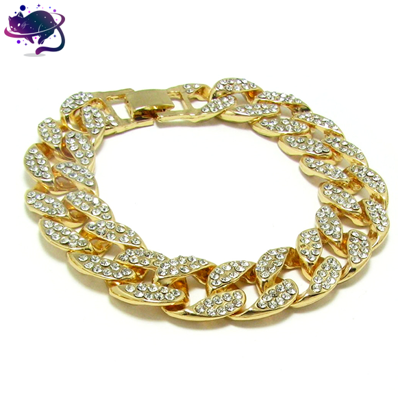 Iced Out Cuban Link Bracelet - UltraRare
