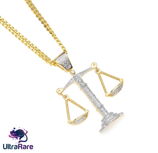 Iced Out Scale Chain - UltraRare