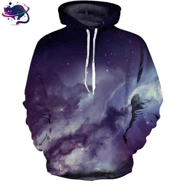 Interstellar Space Hoodie