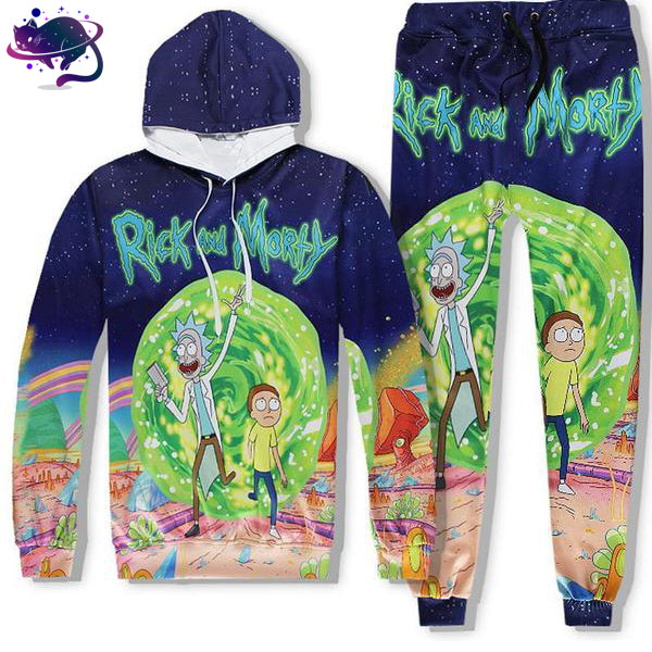 Rick & Morty Jumpsuit