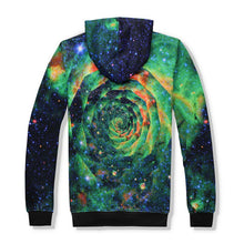 Green Galaxy Jumpsuit