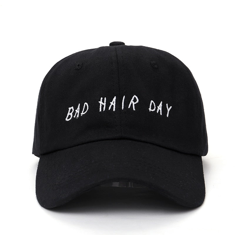 Bad Hair Day Dad Hat - UltraRare
