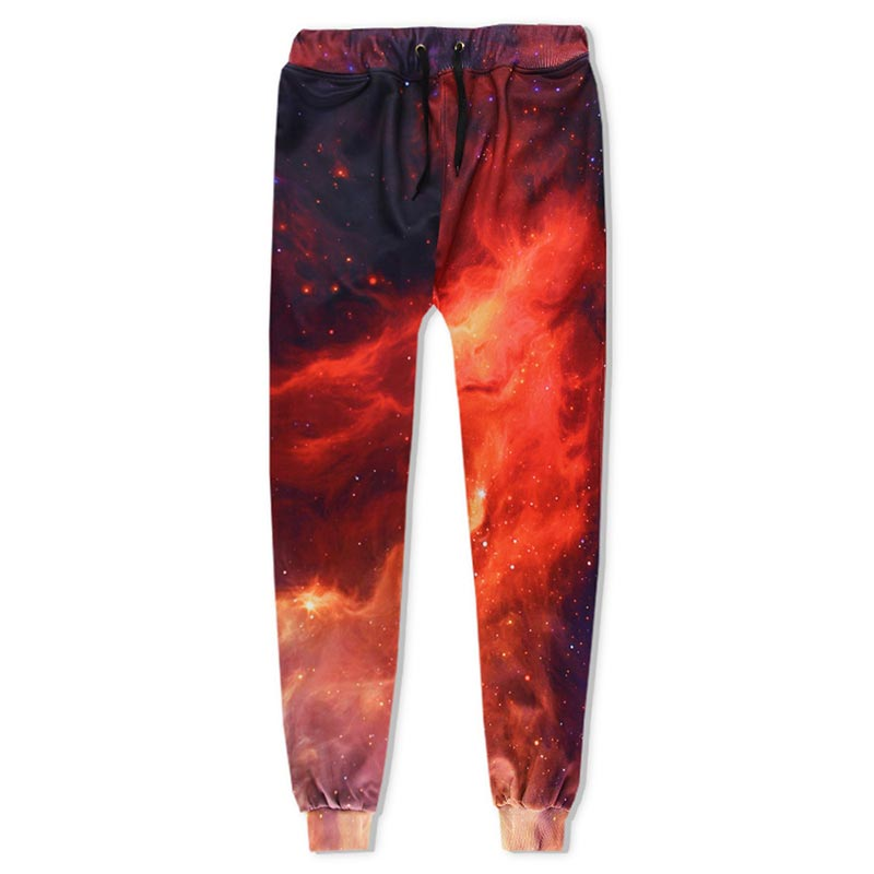 Red Nebula Jumpsuit