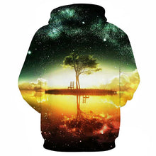 Galaxy Reflection Hoodie