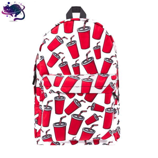 Red Cup Backpack - UltraRare