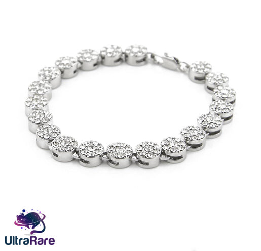 Big Rocks Iced Out Bracelet - UltraRare