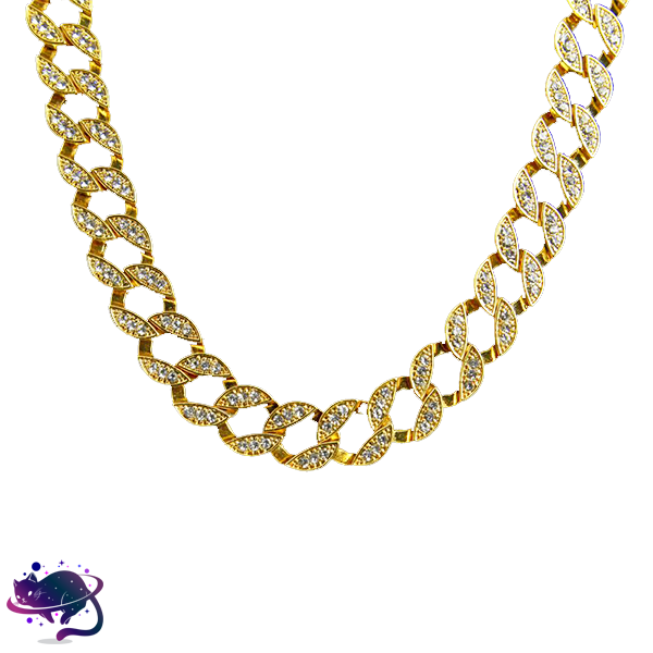 Iced Out Cuban Link Chain - UltraRare