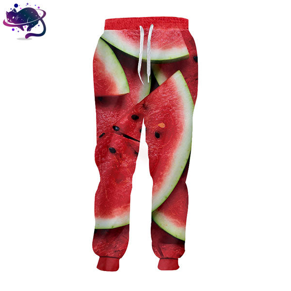 Watermelon Joggers - UltraRare