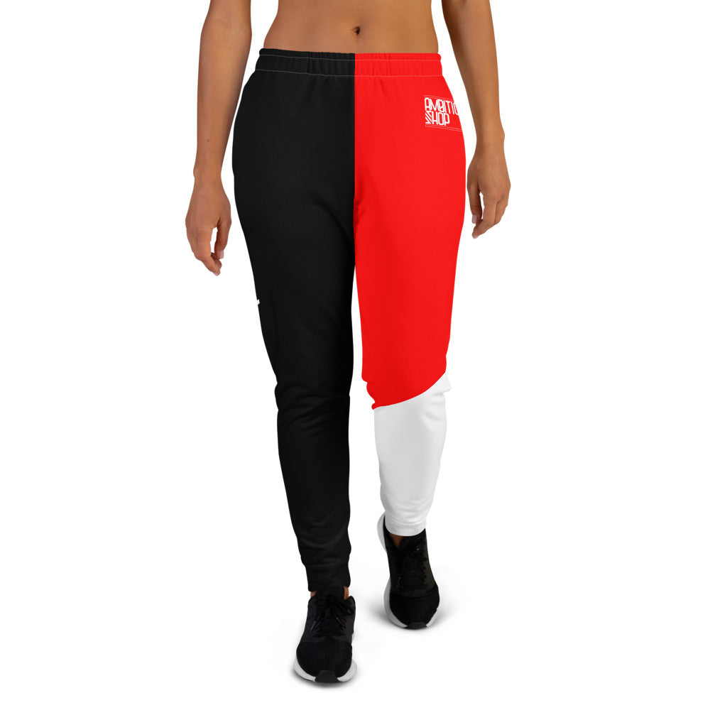 BE AMBITIOUS Women's Joggers