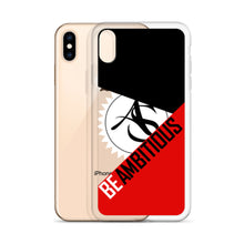BE AMBITIOUS iPhone Case