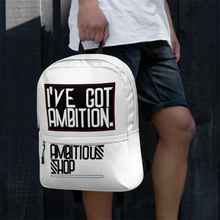 I'VE GOT AMBITION Backpack