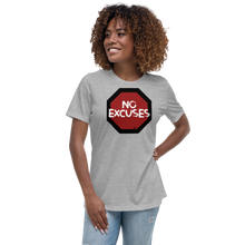 NO EXCUSES Relaxed T-Shirt