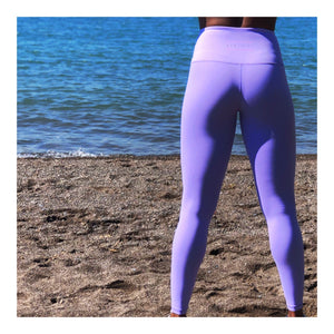 high tide highwaisted pant periwinkle
