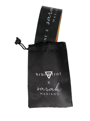 hrbrfrnt x sarah Mariano resistance bands: set of 5