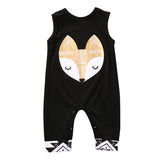 Graphic Baby Jumpsuit
