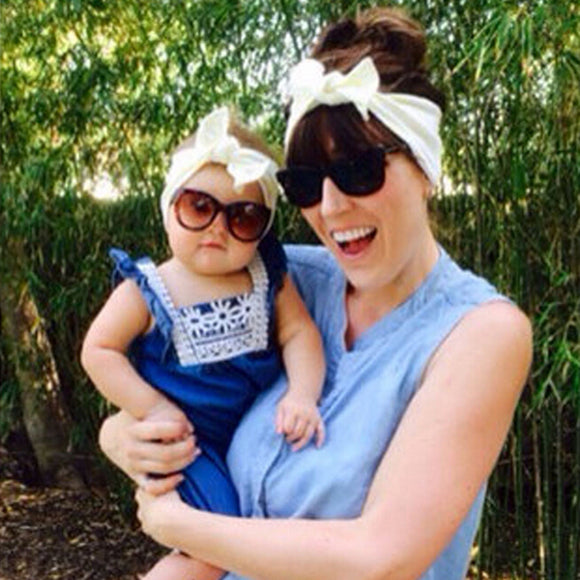 Mommy & Me Bow Headband