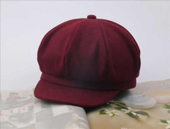 Toddler Newsboy Cap