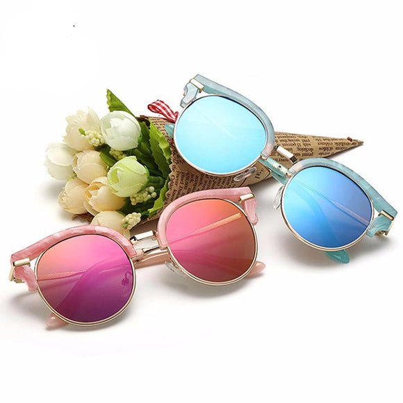 Retro Kids Sunglasses