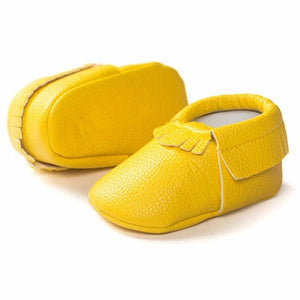 Vegan Faux Leather Moccasins