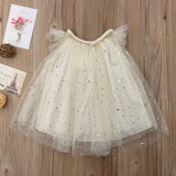 Tulle Sequin Dress