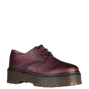 Ana Lublin LISBET_BORDEAUX Lace up