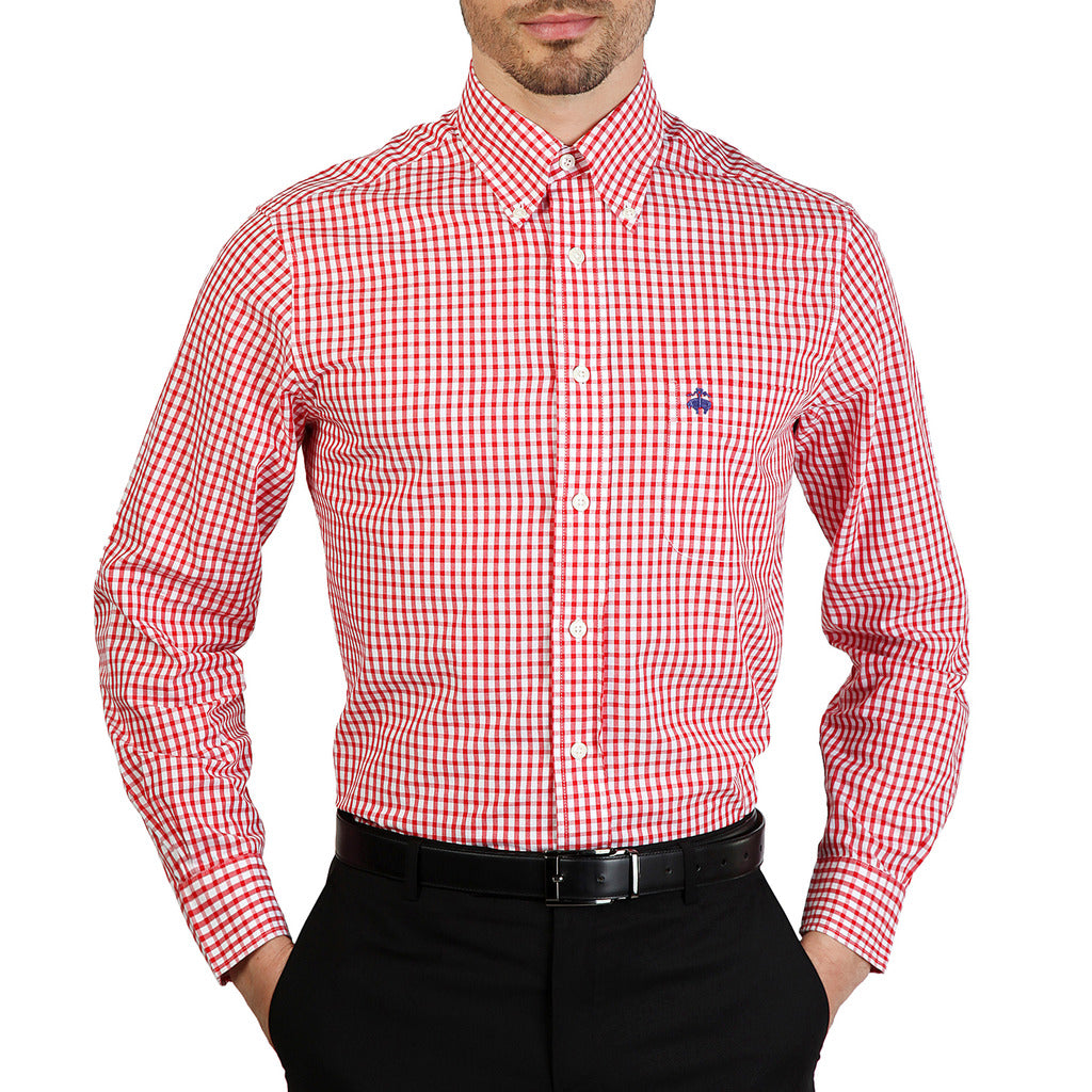Brooks Brothers 100047261_ROSSO Shirts