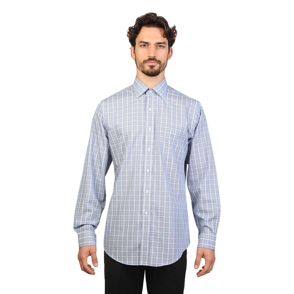 Brooks Brothers 100040454_BLU Shirts - Les Bleu Saphire