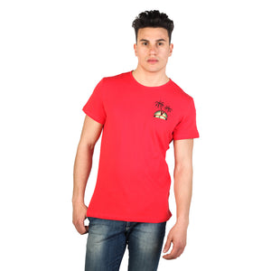 Just Cavalli 15GRMCF44_RED-200C T-shirts - Les Bleu Saphire
