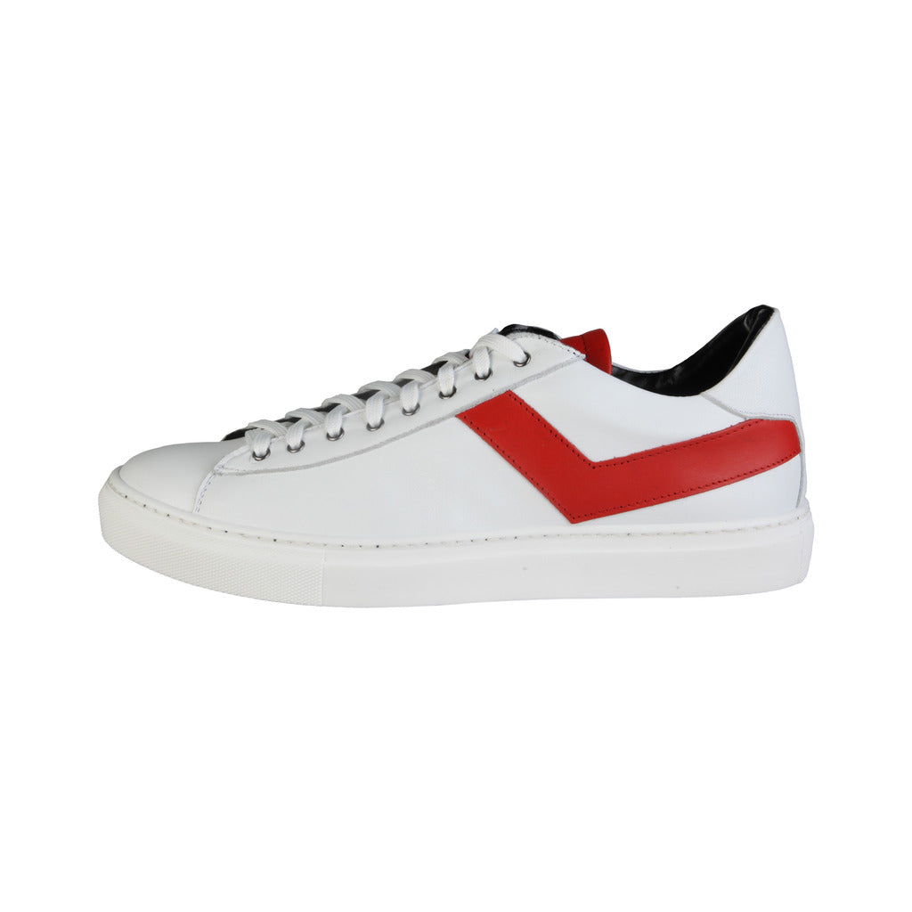 V 1969 SILVERE_BIANCO-ROSSO Sneakers - Les Bleu Saphire