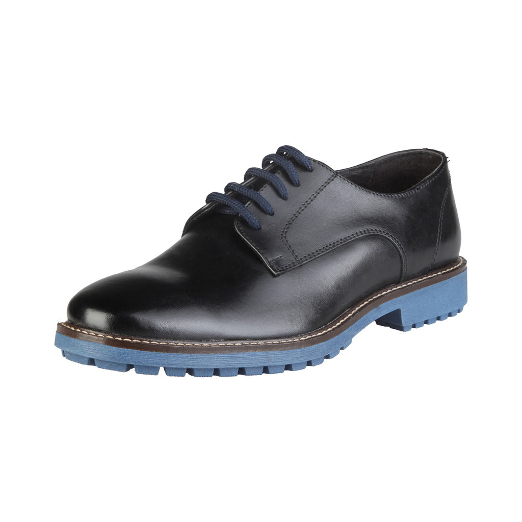 V 1969 BERTRAND_NERO Lace up - Les Bleu Saphire