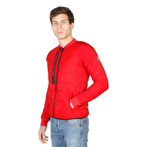 Geographical Norway Compact_man_red Jackets - Les Bleu Saphire