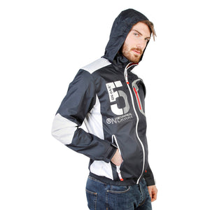 Geographical Norway Calife_man_navy-white Jackets - Les Bleu Saphire