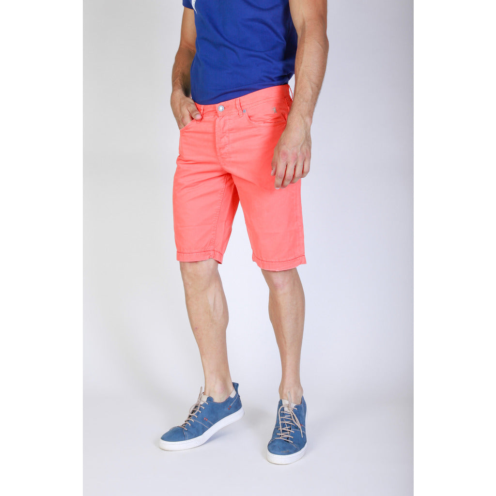 Jaggy J2337T810-Q1_367_BURNT-SUNSET Short - Les Bleu Saphire