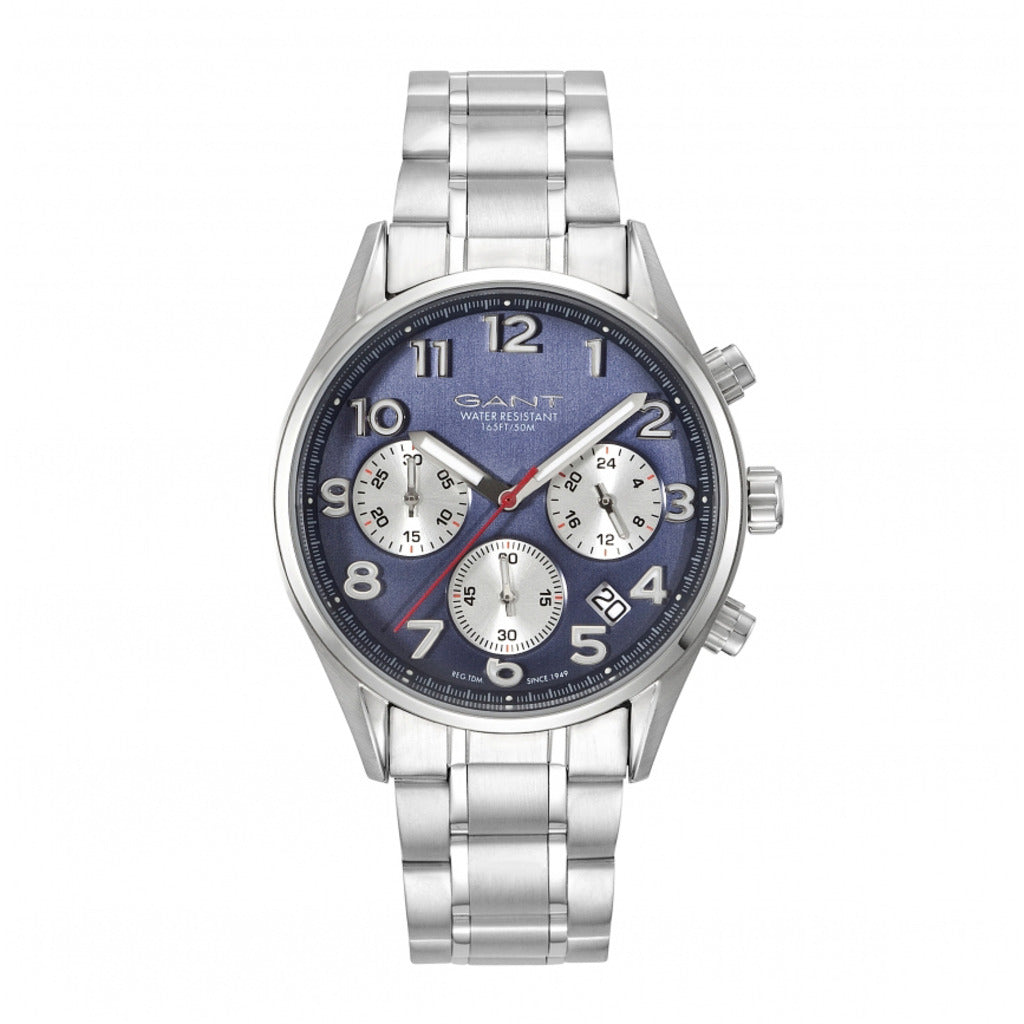 Gant BLUEHILLLADY_GT008002 Watches - Les Bleu Saphire