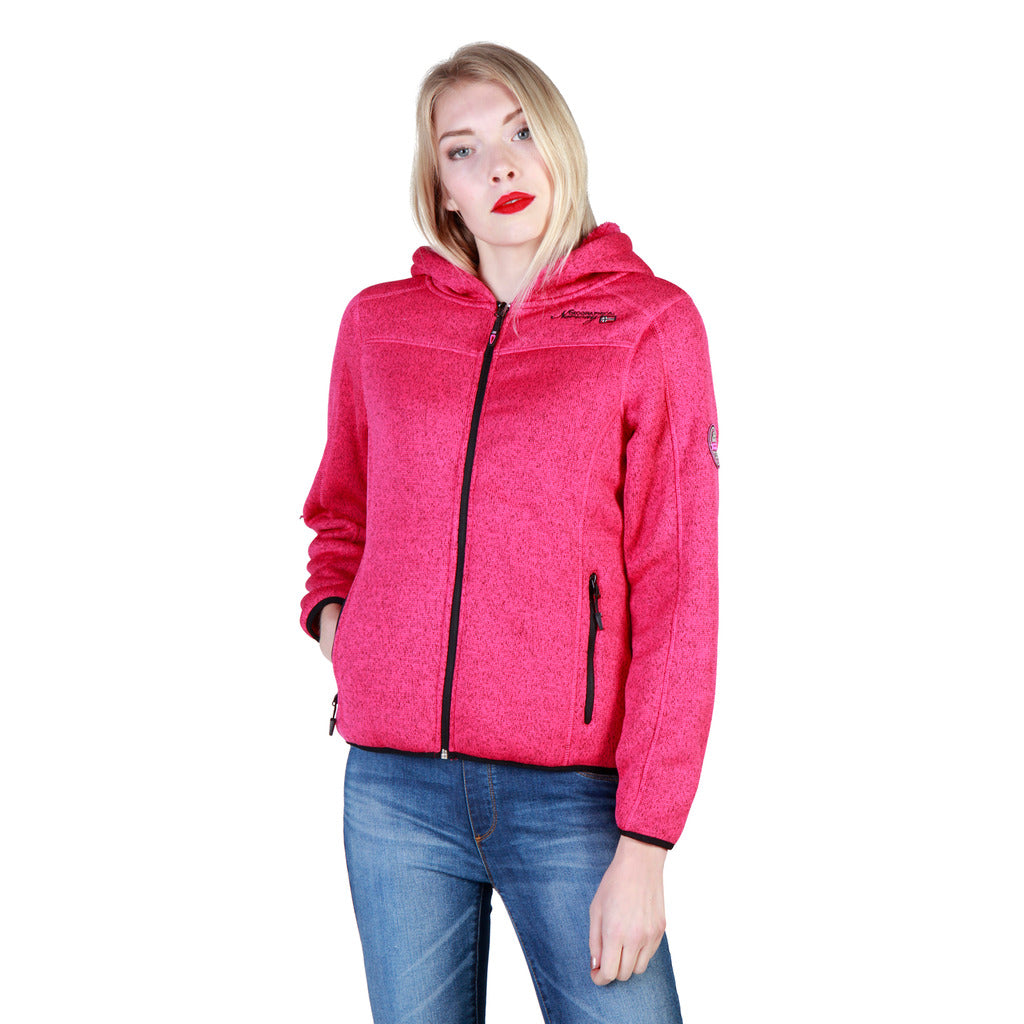 Geographical Norway Torche_woman_flashypink Sweatshirts - Les Bleu Saphire