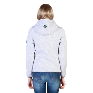 Geographical Norway Torche_woman_offwhite Sweatshirts - Les Bleu Saphire