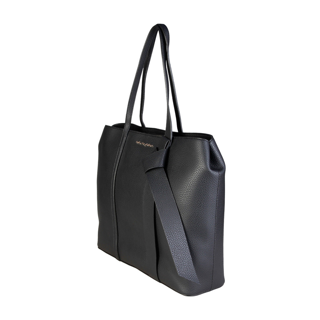 Blu Byblos CATERINA_675081_001_NERO Shopping bags - Les Bleu Saphire