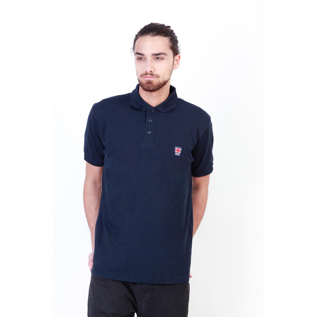 Putney Bridge PBMPT026_NAVY Polo - Les Bleu Saphire