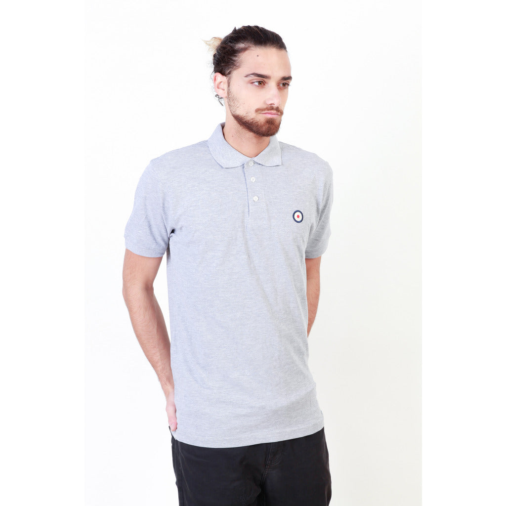 Putney Bridge PBMPT021_GREY Polo - Les Bleu Saphire