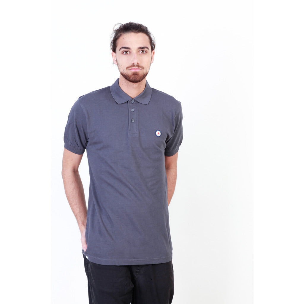 Putney Bridge PBMPT021_DARKGREY Polo - Les Bleu Saphire