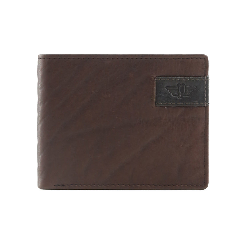Police PT328575-2_brown-black Wallets - Les Bleu Saphire