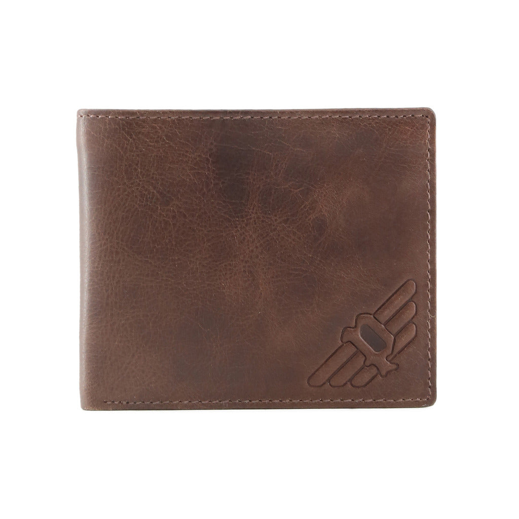 Police PT338072-2_brown Wallets - Les Bleu Saphire