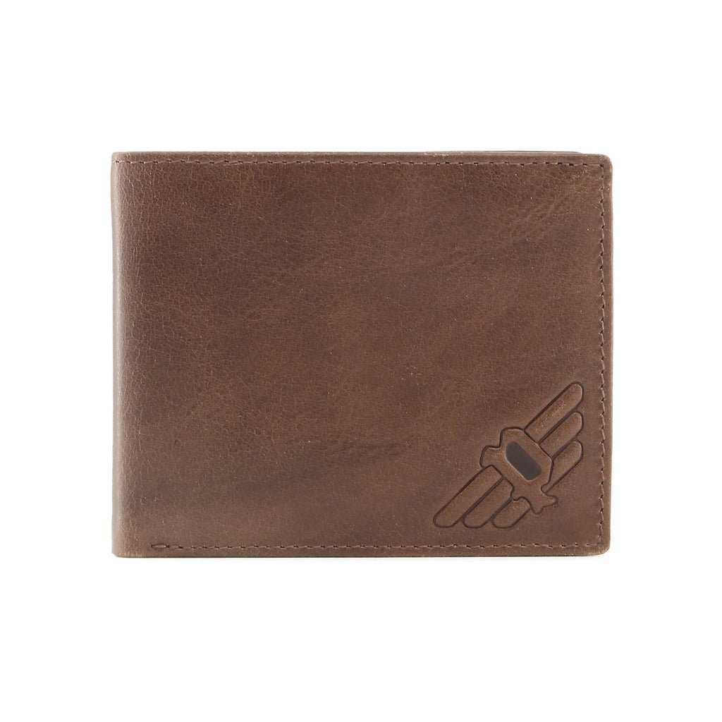 Police PT338366-2_brown Wallets - Les Bleu Saphire