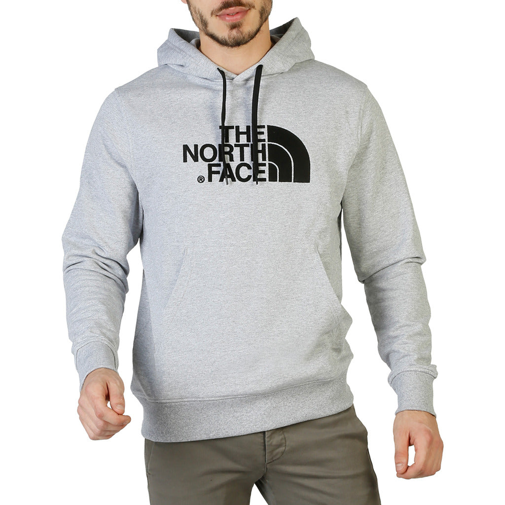 The North Face T0A0TEDYX_LTDREW-PEAK-LHTGREY Sweatshirts - Les Bleu Saphire